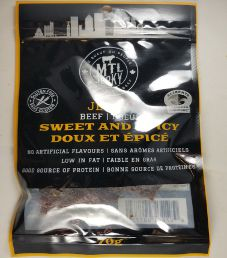 MTL Jerky - Sweet And Spicy Beef Jerky (Review #2)