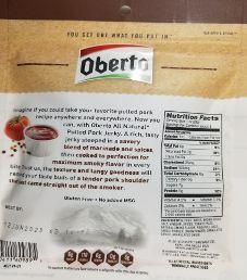 Oberto - Pulled Pork Jerky