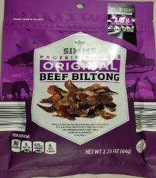 Simms - Original Beef Biltong