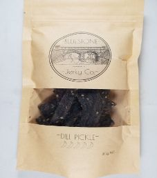 Bluestone Jerky - Dill Pickle Beef Jerky
