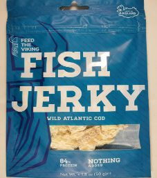 Feed The Viking - Original Cod Jerky