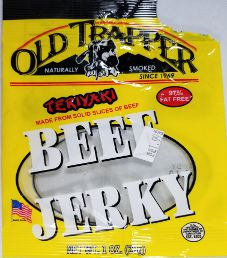 Old Trapper - Teriyaki Beef Jerky (Review #1)