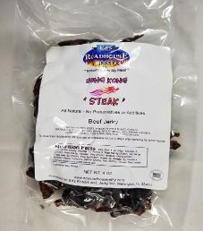 Ed's Roadhouse Jerky - Hong Kong Steak Beef Jerky