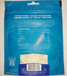 Feed The Viking - White Cheddar Cod Jerky