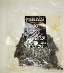 Stoney Point Premium Meat Snacks - Maple Pepper Beef Jerky