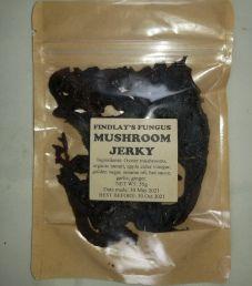 Findlay's Fungus - Original Oyster Mushroom Jerky