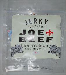 Joe Beef - Original Beef Jerky