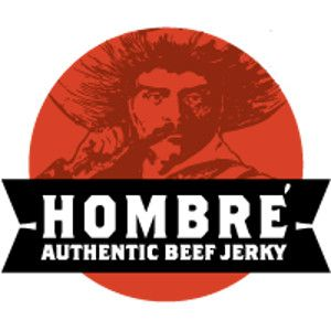 Hombre Authentic Beef Jerky