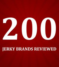 200 Jerky Brands Reviewed To Date