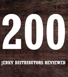 200 Jerky Distributors Reviewed To Date