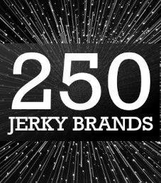 250 Jerky Brands Reviewed