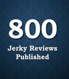 800 Jerky Reviews Published