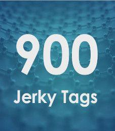 900 Jerky Tags