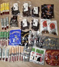 1,400 Jerky Shrine Bags