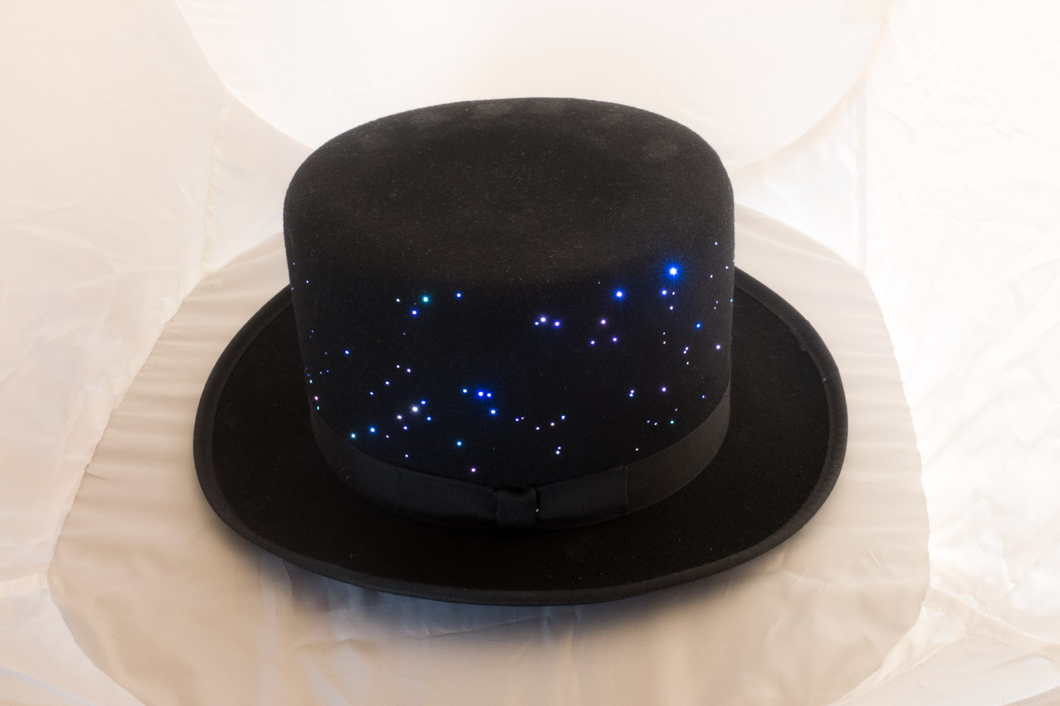 The finished hat
