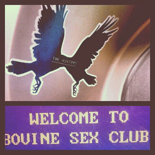 Welcome to Bovine Sex Club