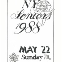 NHS 1988 Commencement Program Front.jpg