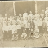 Nelsonville Elementary Class date unknown