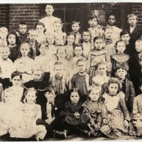 1890's or 1900's Nelsonville Elementary Class