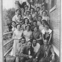 NHS Class 1945 10 Year Class Reunion Group Picture.jpg