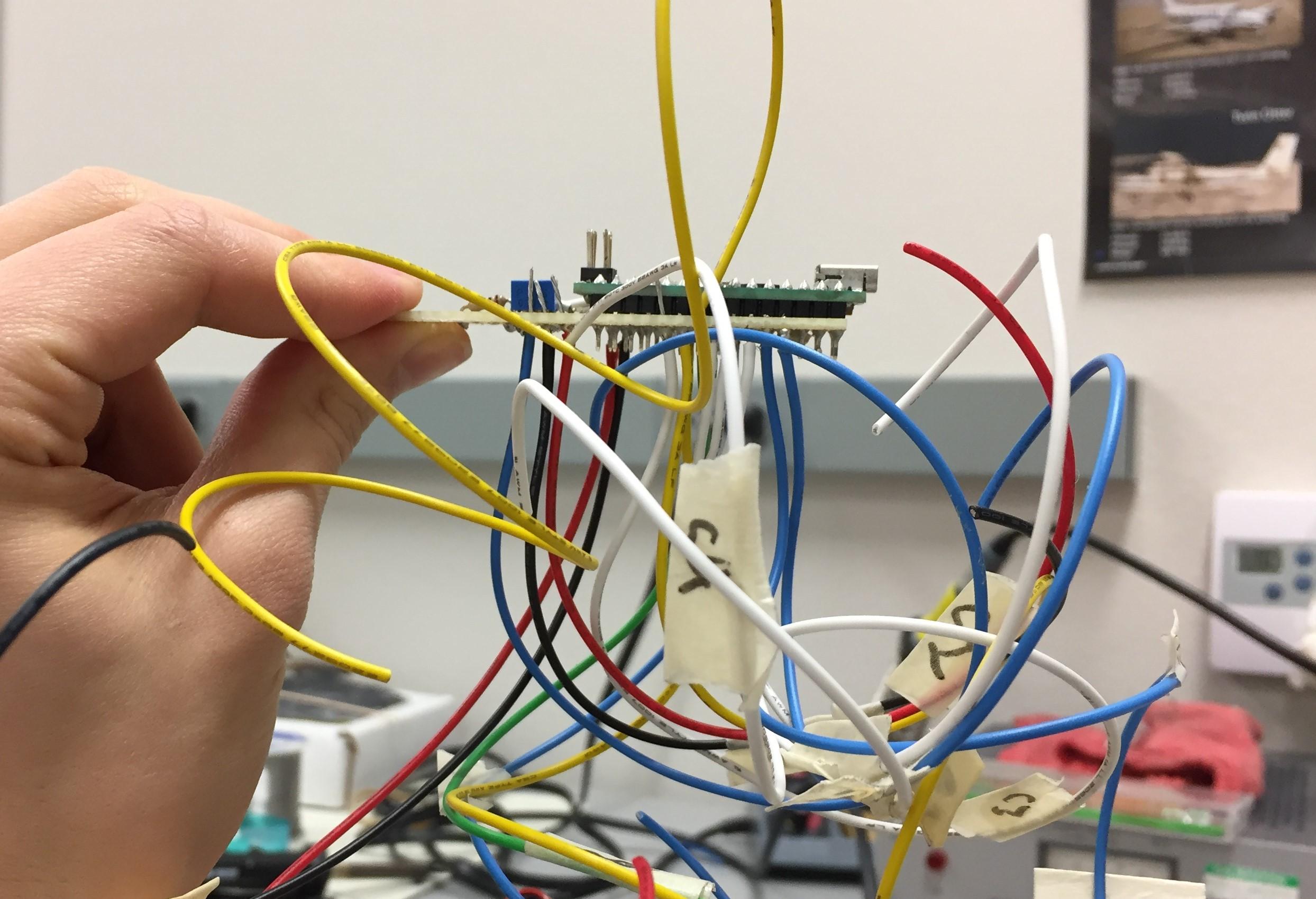 Arduino Board.