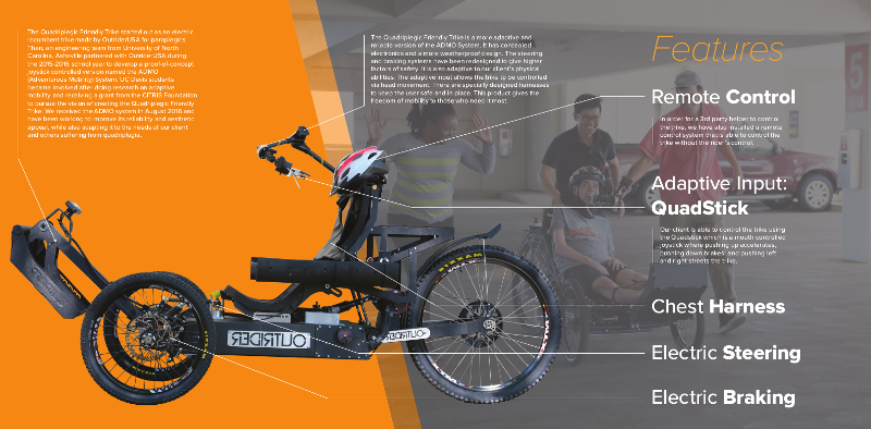 brochure image of the tricycle