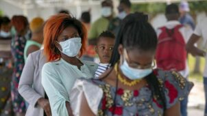 Coronavirus cases in Africa surpass 1 million mark