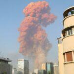 انفجار ضخم يهز بيروت ويصيب الآلاف في العاصمة اللبنانية