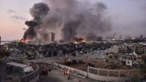 """هل انفجار بيروت """"فرصة"""" لحزب الله أم لخصومه؟"""