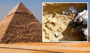الاكتشاف الأكثر إثارة في مصر هو اختراق عمره 6000 عام يعيد كتابة التاريخ القديم