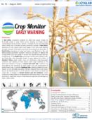 مراقب المحاصيل للإنذار المبكر |  رقم 52 - أغسطس 2020 - العالم