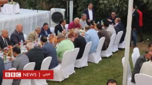 """""""وليمة انتخابية"""" تثير غضب مصريين"""