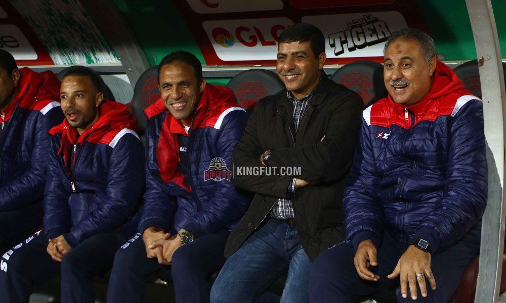 مدرب المصري يقدم مستجدات اللاعب المصاب بفيروس كورونا