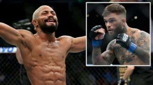 لورد الذباب: كودي غاربراندت سدد لقب لقب وزن الذبابة ضد بطل UFC Deiveson Figueiredo