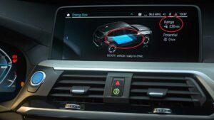 النطاق الحقيقي لسيارة BMW iX3 المعنية بعد ظهور هذه الصورة
