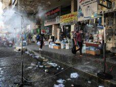 مصادر: انفجار يستهدف رتل أميركي قرب الحدود العراقية الكويتية