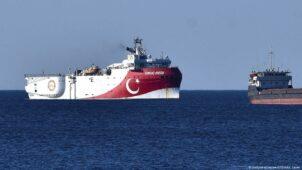 """""""القيادة المصرية تشعر بأنها مهددة بشكل ملحوظ من قبل تركيا""""    DW    11.08.2020"""