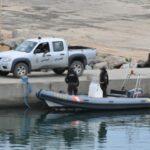 جرجيس – مدنين / إحباط عملية إجتياز الحدود البحرية خلسة وإلقاء القبض على 12 مجتازا