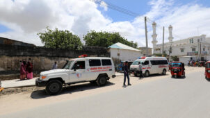 الصومال: تفجير انتحاري في قاعدة عسكرية بالعاصمة مقدشيو