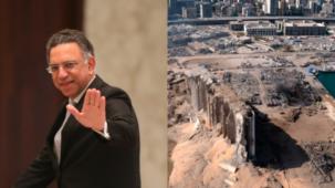 وزير لبناني ثان يستقيل بعد احتجاجات بيروت بعد انفجار مدمر في ميناء