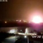 إسرائيل تقصف 'البنية التحتية للإرهاب تحت الأرض' في غزة ردا على 'البالونات المتفجرة' (فيديو)