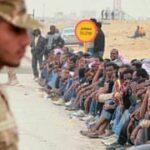 """""""نشرب من المرحاض"""": يخبر المهاجرون عن مراكز الاعتقال السعودية الجهنمية"""