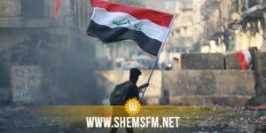 انفجار  يتبعه حريق في العراق