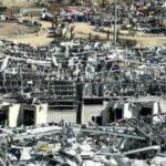 انفجار بيروت: ارتفع عدد القتلى إلى 137 فيما لا يقل عن 5000 جريح