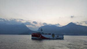 """مواجهة البحر المتوسط: اليونان تطالب تركيا بوقف المهام البحرية """"غير القانونية"""" في المياه المتنازع عليها"""