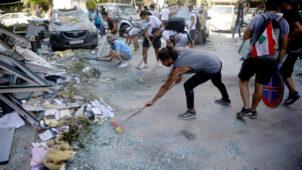 لبنان: الجهات المانحة تجتمع الأحد بمشاركة المؤسسات الأوروبية لتوفير المساعدات الإنسانية العاجلة