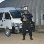 حملة أمنية بمرجع نظر منطقة الحرس الوطني بالمحمدية