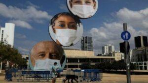 """فيروس كورونا: إسرائيل """"على حافة الهاوية"""" وتشدد تدابير الإغلاق بسبب تفشي الوباء - BBC News عربي"""