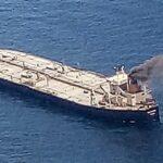 الهند تندفع للمساعدة في محاربة حريق ناقلة جديدة قبالة سريلانكا