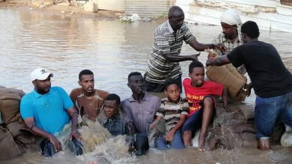 فيضان النيل تاريخي في السودان العاصمة الخرطوم تطلق نداء استغاثة مقالات اليوم News Tn